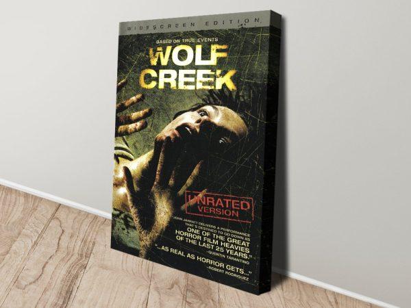 Wolf Creek Movie Poster Unique Gift Ideas AU