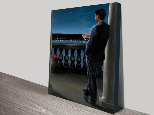Ready to Hang Romantic Wall Art Cheap Online