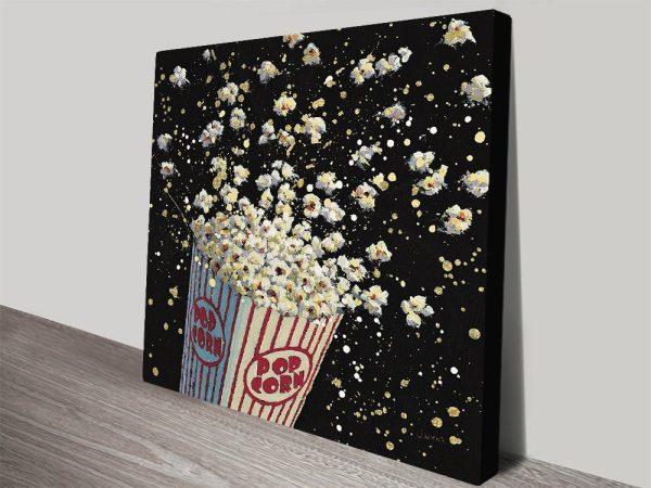 Cinema Pop Ready to Hang Print Gift Ideas AU