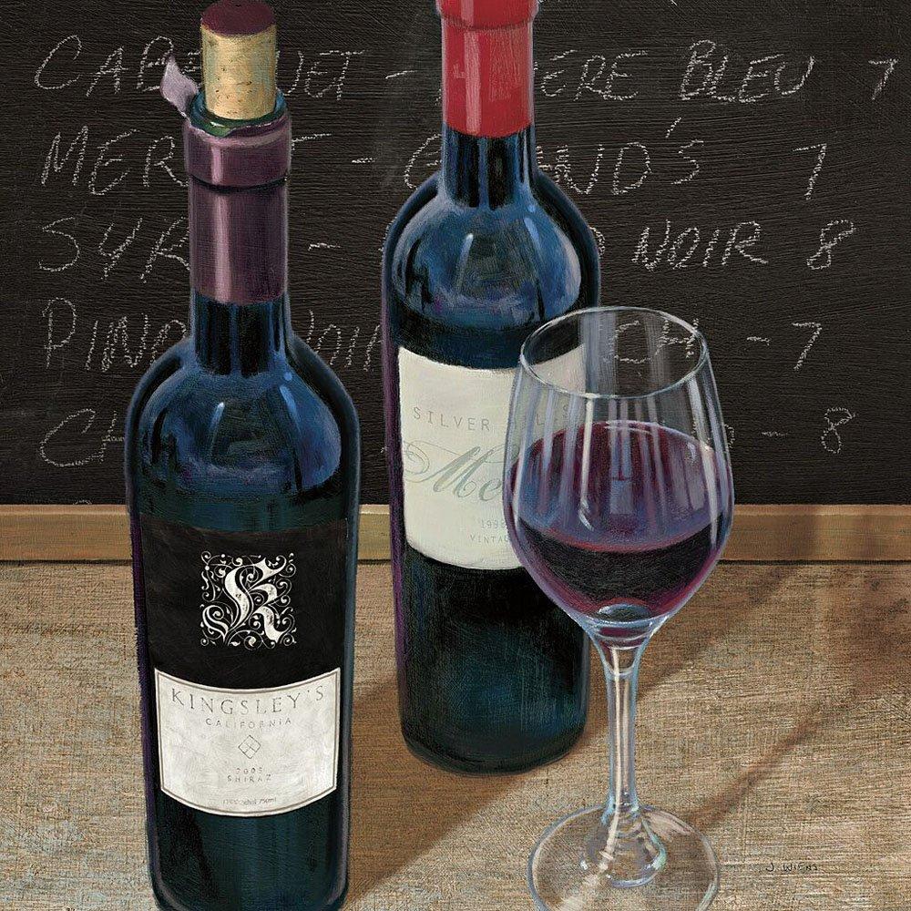Wine Bar James Wiens Quality Canvas Prints