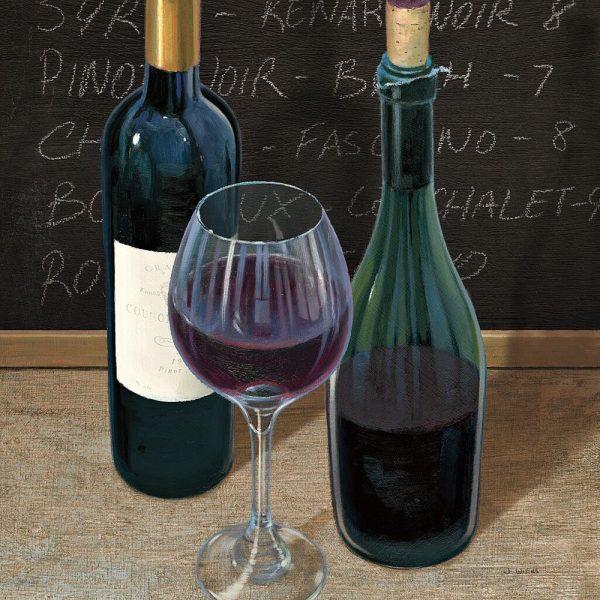 James Wiens Wine Themed Wall Art Online