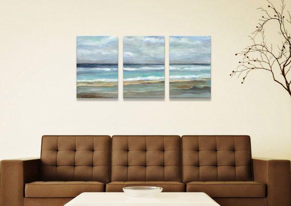 Affordable Split Panel Seascapes Gift Ideas AU
