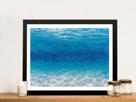 Underwater Crop James Wiens Canvas Art