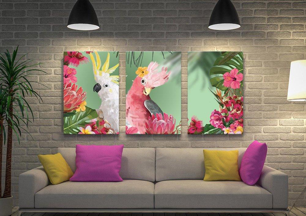 Karin Roberts Aussie Split Panel Art Prints