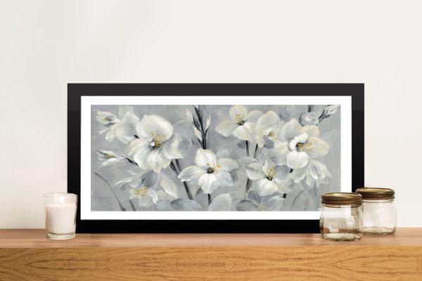 Framed Floral Silvia Vassileva Wall Art