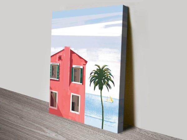 Omar Escalante Colourful Canvas Prints for Sale