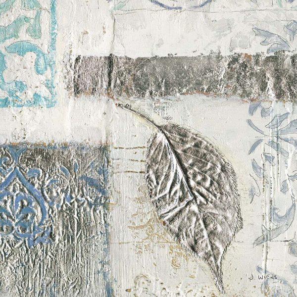 Gracefully Blue lV James Wiens Art Gallery Sale