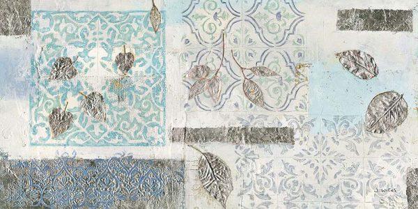 Gracefully Blue James Wiens Panoramic Art
