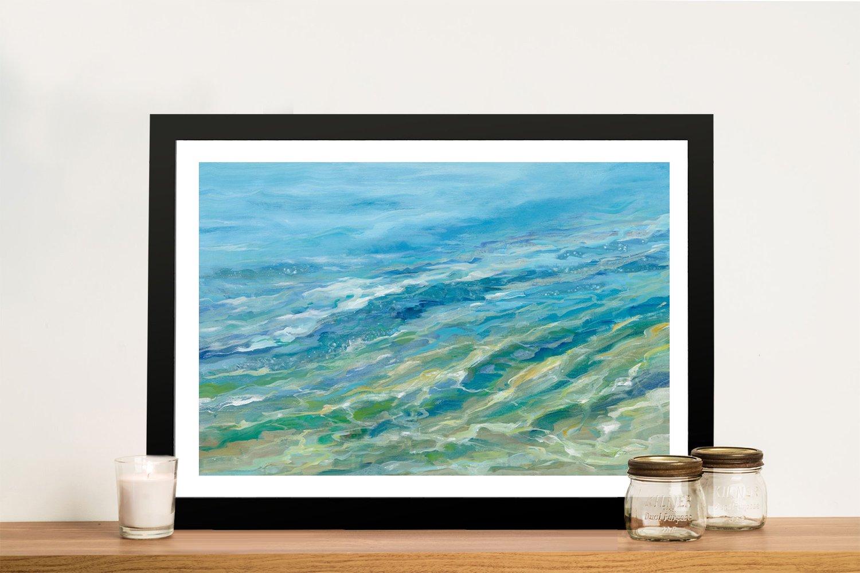 Seabed Framed Art Online Gallery Sale AU