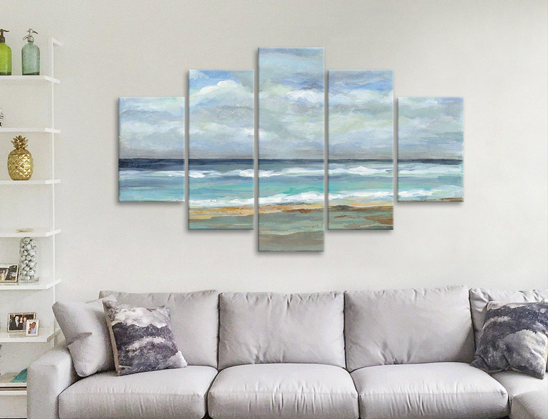 Seashore Split Panel Art Set Gift Ideas Online
