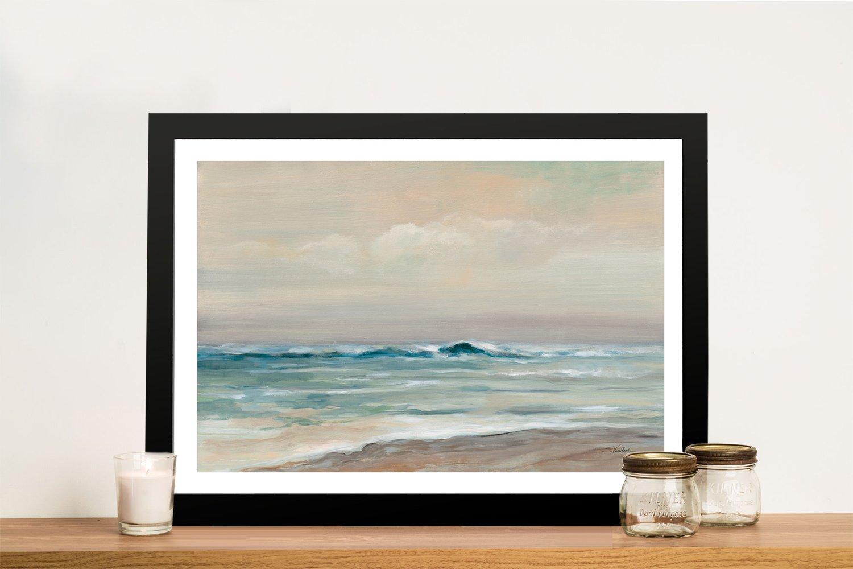 Framed Seascape Canvas Prints Gallery Sale AU