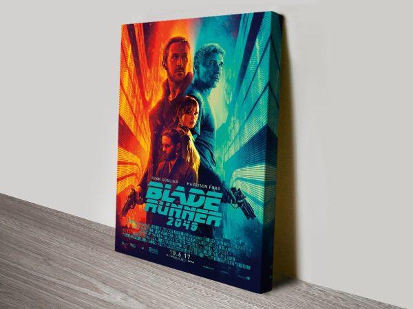 Blade Runner 2049 Film Poster Gift Ideas AU