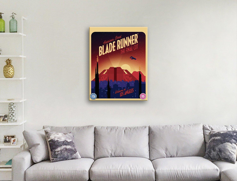 Vintage Blade Runner Poster Gift Ideas for Guys