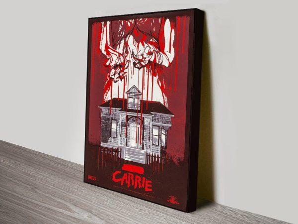 Carrie Film Poster Unique Home Decor Ideas