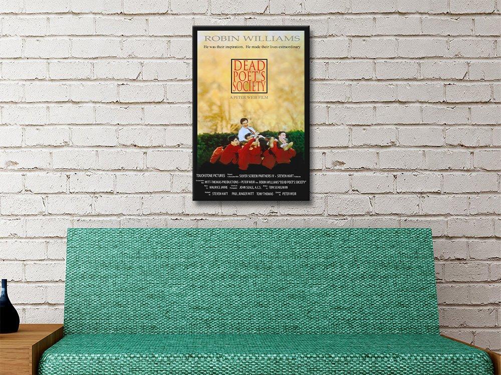Dead Poets Society Vintage Film Posters AU