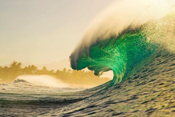 Empty Waves Seascape Online Gallery Sale