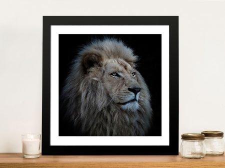 The Lions Pride Animal Kingdom Wall Art