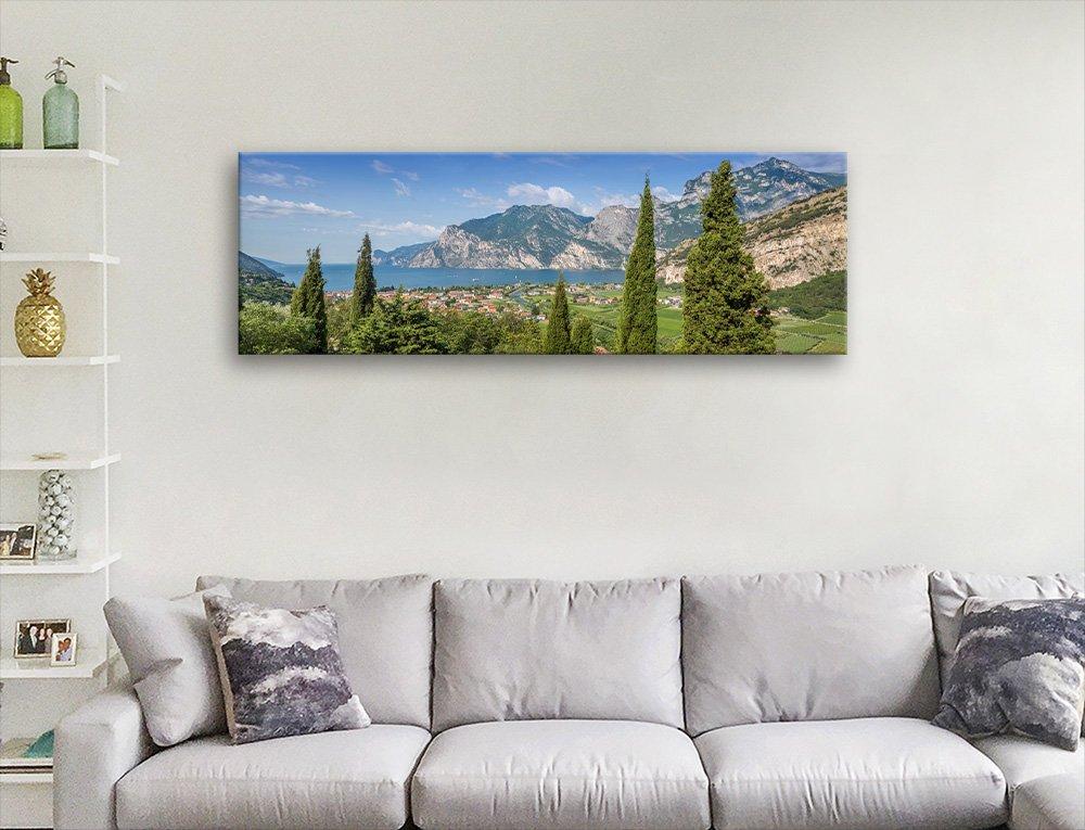 Heavenly Panoramic View of Lake Garda