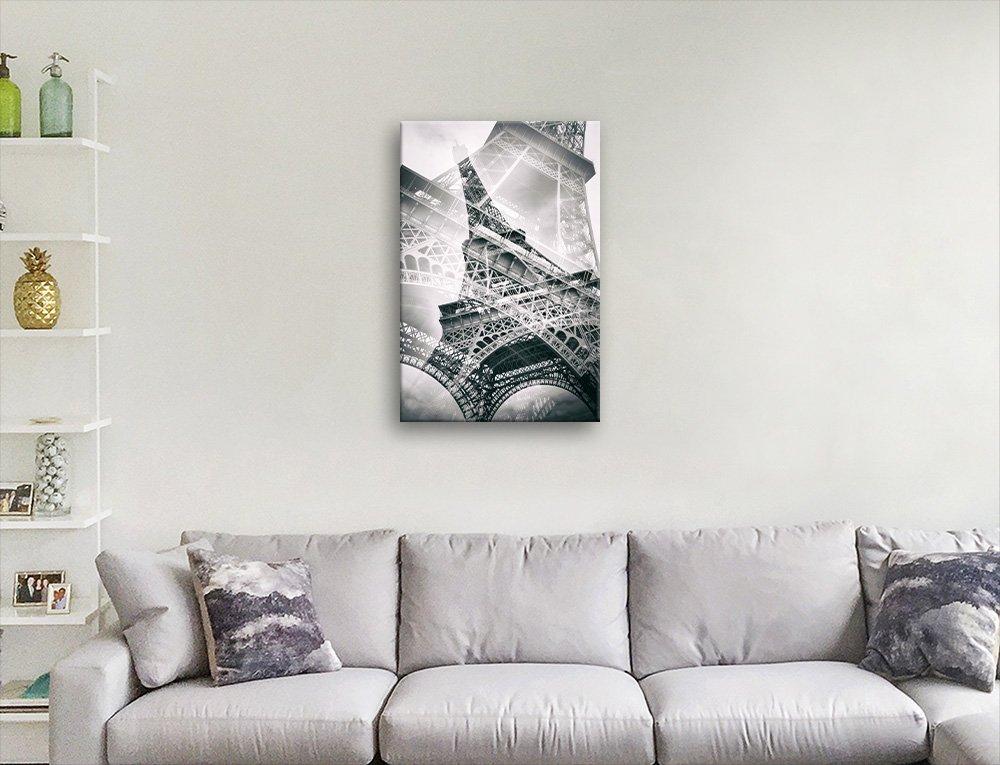 Ready to Hang Eiffel Tower Art Print Online