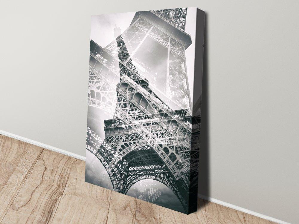 Melanie Viola Monochrome Eiffel Tower