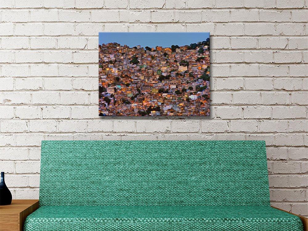 Ready to Hang Brazilian Favela Art Cheap Online
