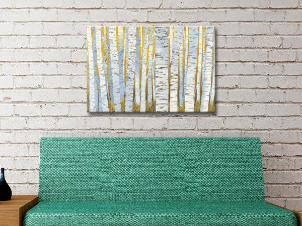 Aspen Grove Artwork Quality High-Res Art