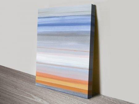 Horizons Abstract Jo Maye Seascape Artwork
