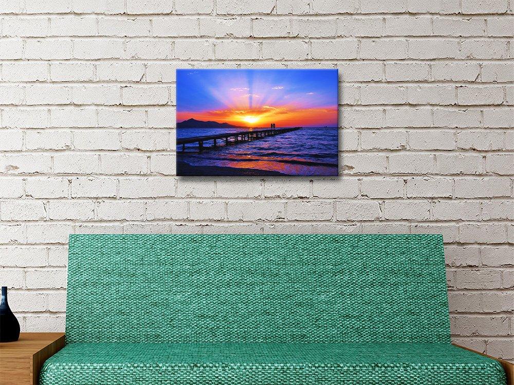 Dream Sunset Surf & Ocean Art Gallery Sale