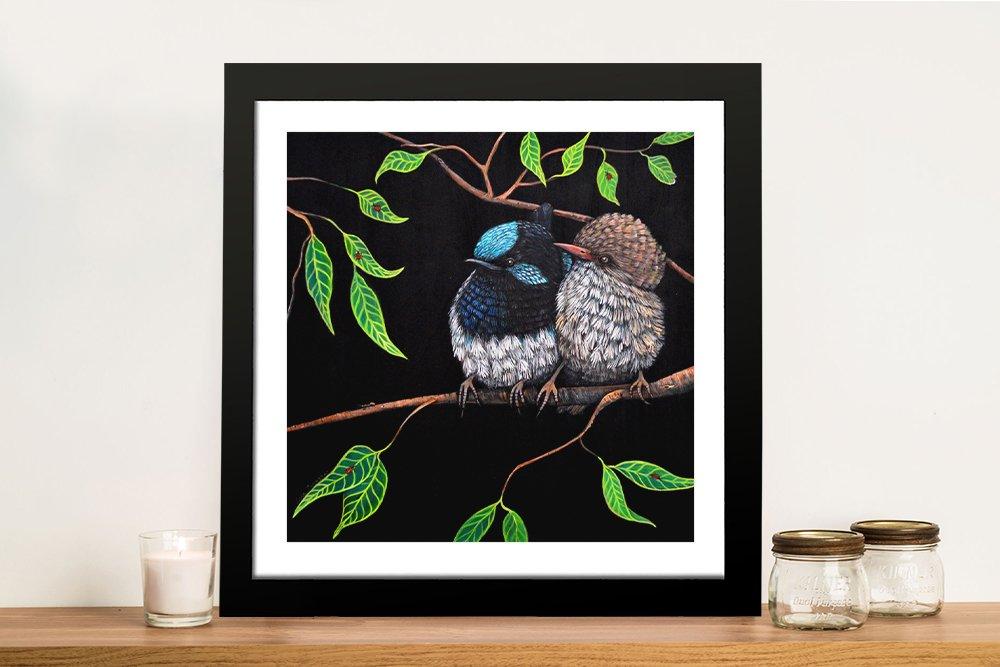 Linda Callaghan Aussie Birds Wall Art Online