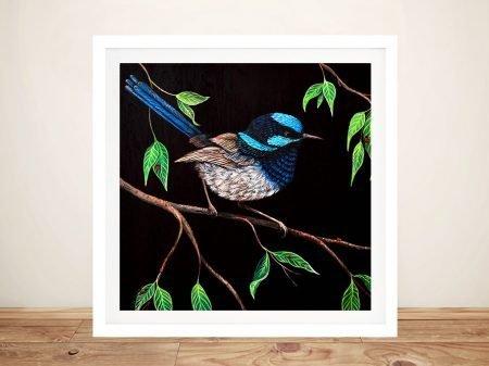 Fairy Wren Linda Callaghan Australian Art