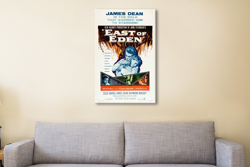 East of Eden Ready to Hang Movie Poster AU