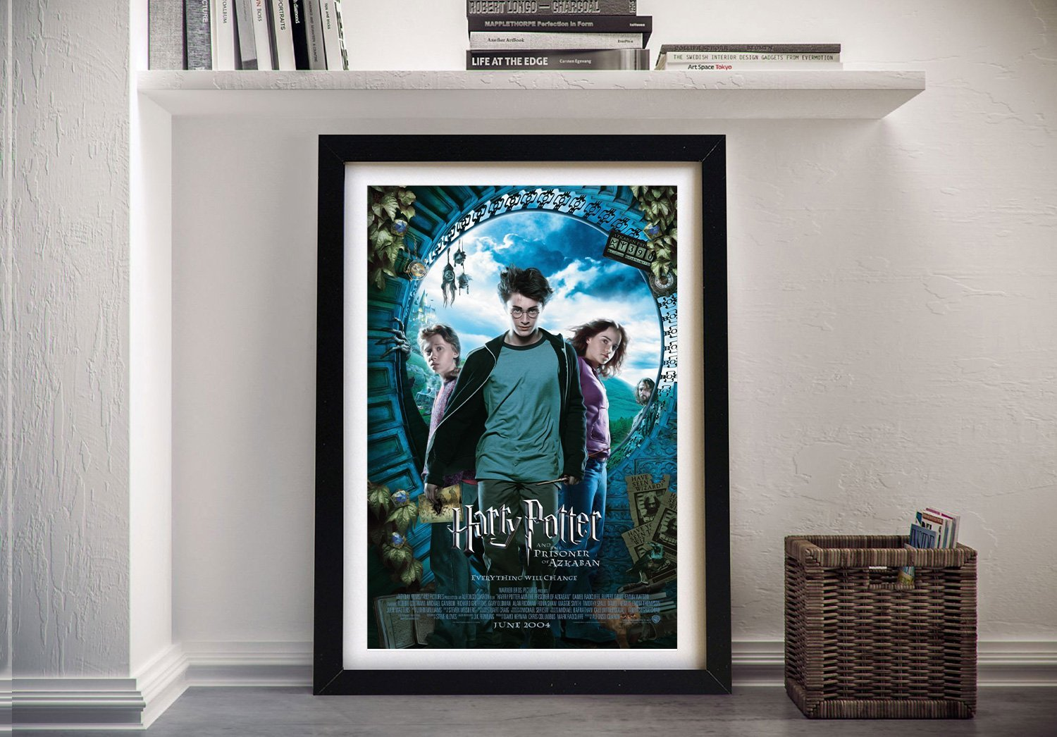 Framed Harry Potter Posters Cheap Online