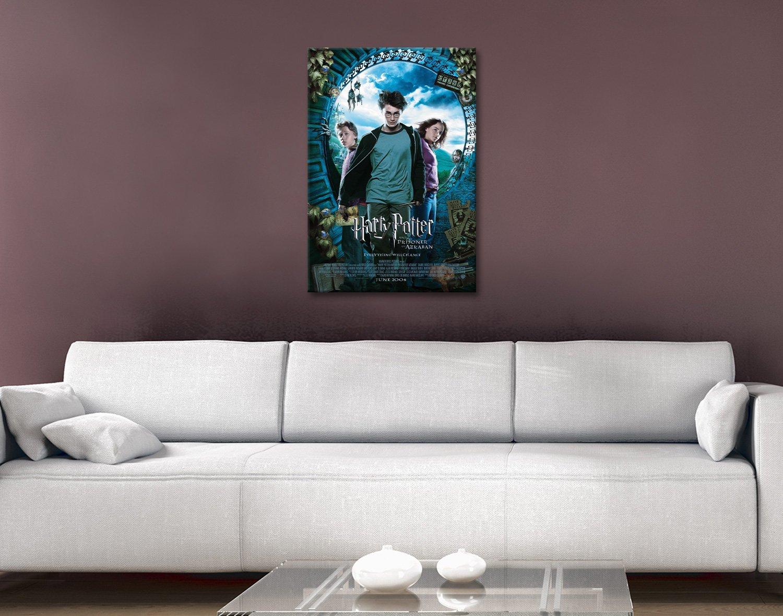 Prisoner of Azkaban Wall Art Home Decor Ideas AU