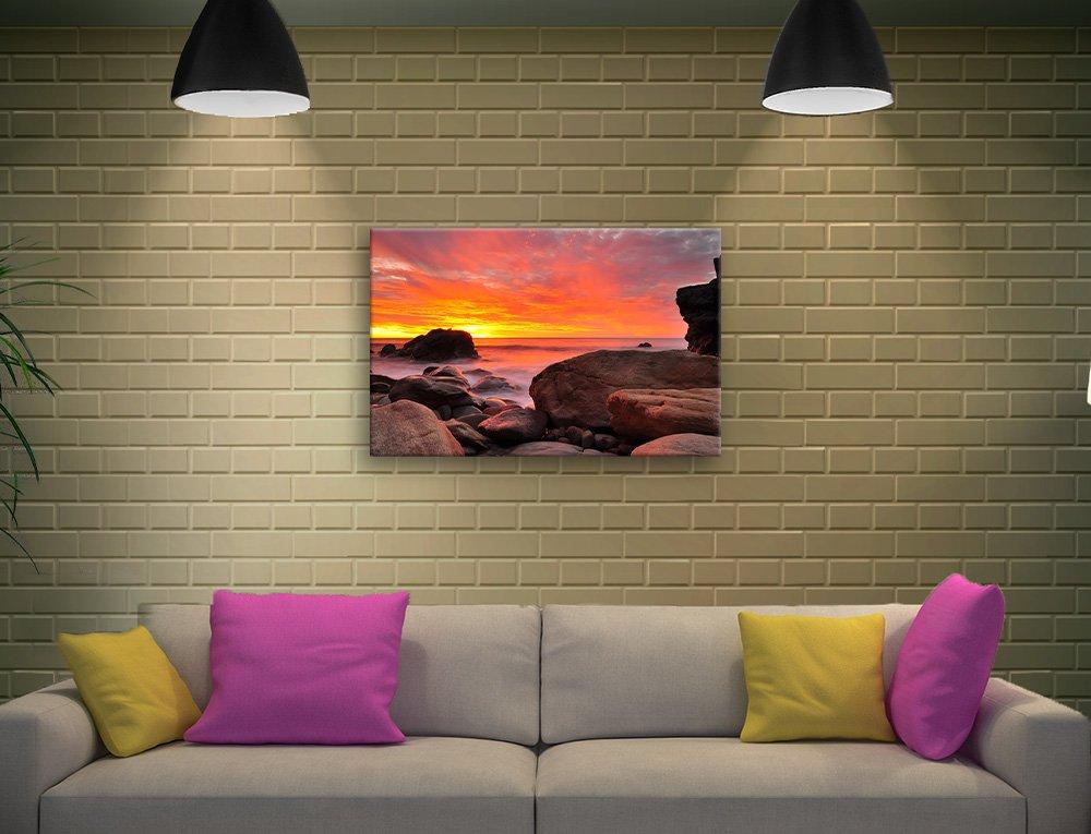 Shepards Delight Ready to Hang Coastal Art AU