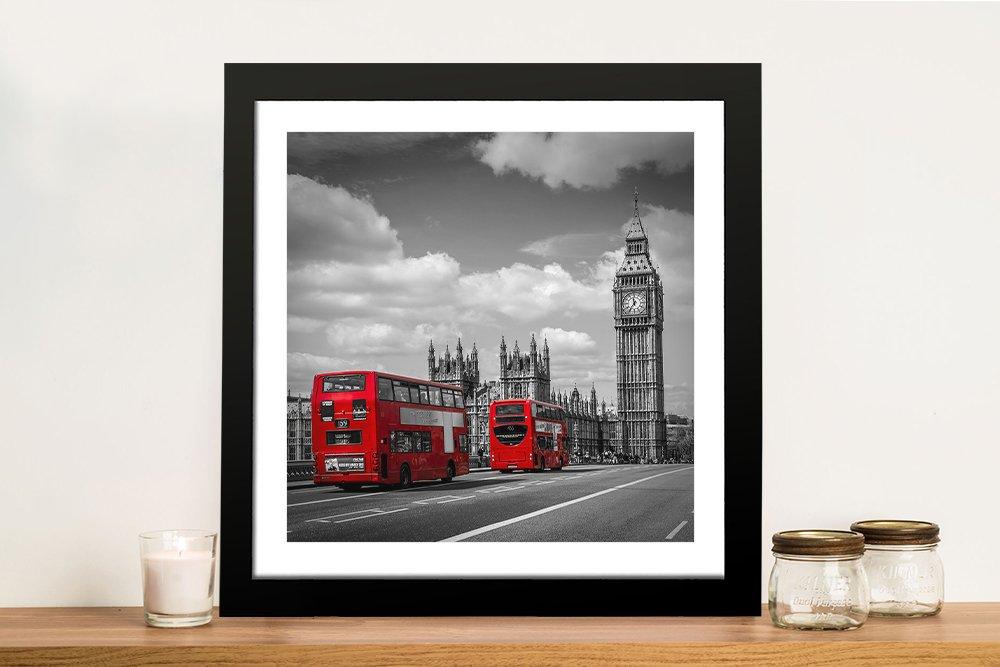 Typical London Framed Print Home Decor Ideas