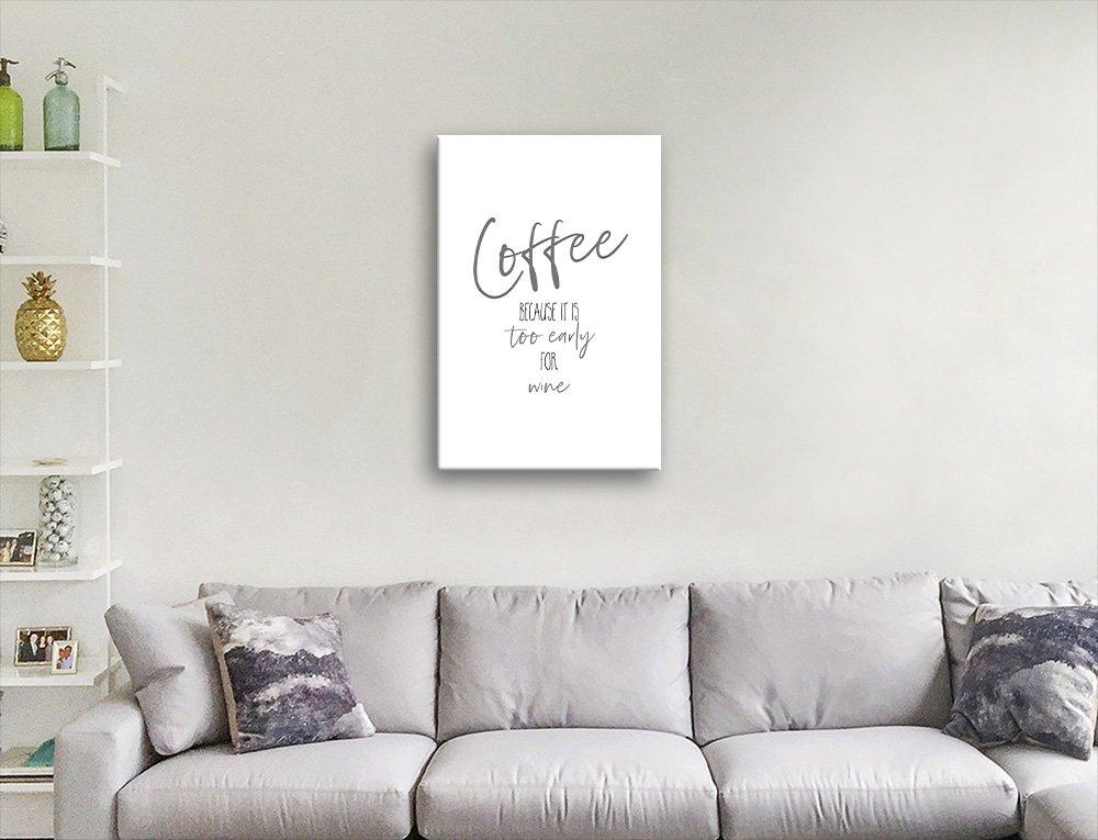 Coffee Wine Artwork Home Decor Ideas AU