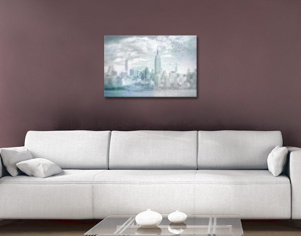Midtown Manhattan Skyline Art for Sale AU