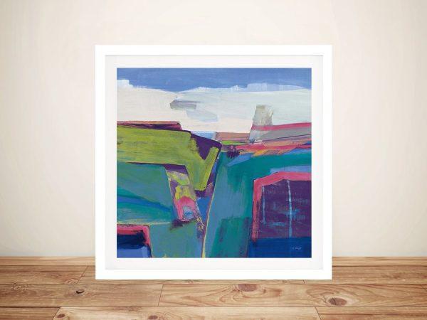 Clear Day Framed Jo Maye Print for Sale Online