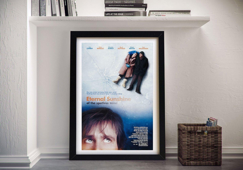 Eternal Sunshine Framed Film Poster for Sale AU