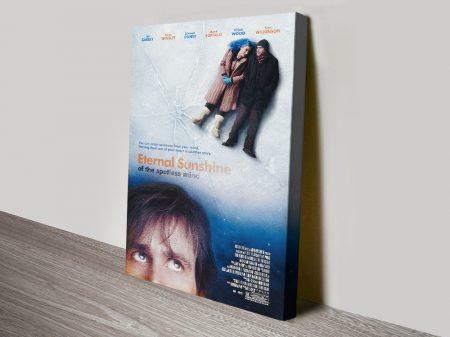 Eternal Sunshine Movie Poster Print on Canvas