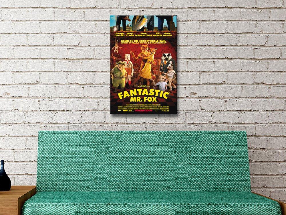 Fantastic Mr Fox Kids Wall Art Cheap Online
