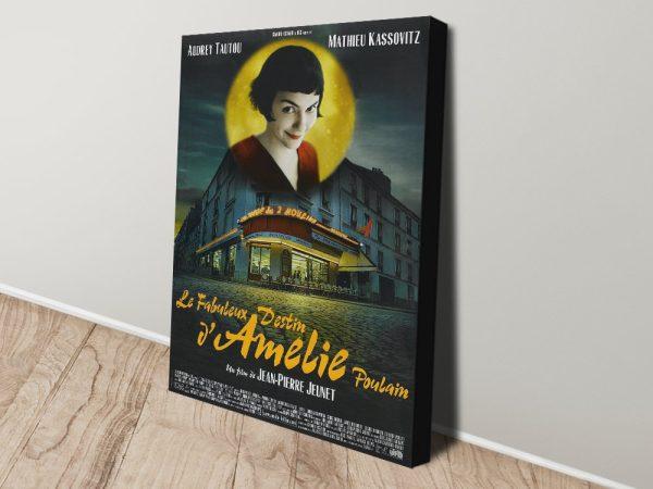 Buy an Affordable Amélie Film Poster
