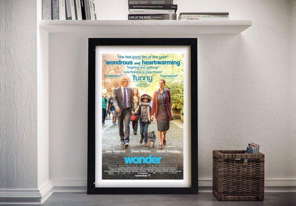 wonder Framed Wall Art