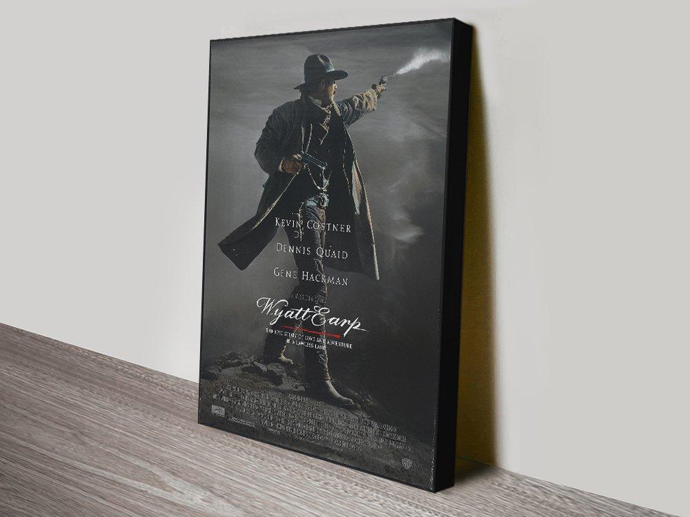Wyatt Earp Poster Unique Home Decor Ideas