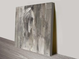 Horse Contemporary Painting Wall Art