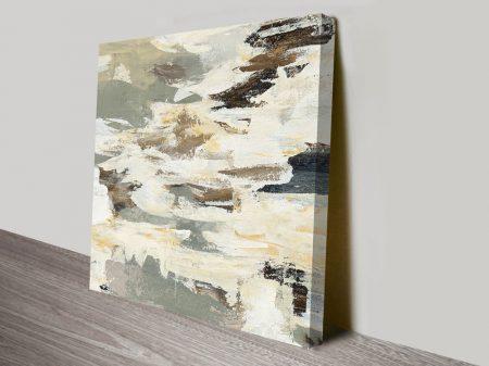 Steps on Stones I Silvia Vassileva Abstract Wall Art Online