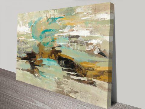 Silvia Vassileva Abstract Photo Canvas Art Print