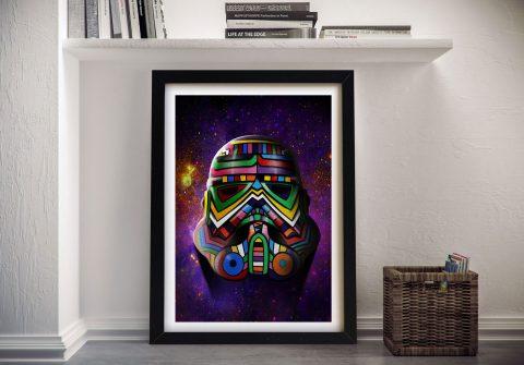 Cosmos Trooper Stormtrooper Star Wars Art