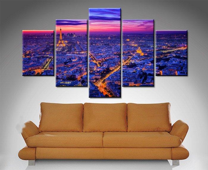 Paris at Dusk Romantic Gifts Cheap Online
