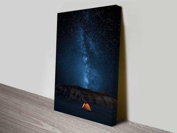 astral camping beautiful custom print online
